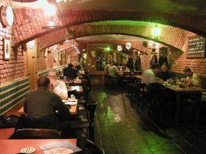 Restaurant Kozička, Prag